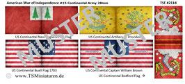 28mm AWI #15 US Continentals
