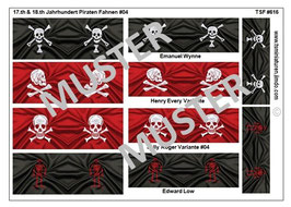 1:72 Piraten Schiffsbanner #04