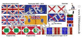 1:72 Napoleonische Feldzüge #31 Peninsular Infanterie
