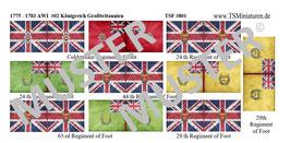 1:72 AWI Amerikanischer Unabhängigkeitskrieg #02 England