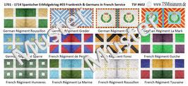 1:72 Spanischer Erbfolgekrieg #03 Frankreich