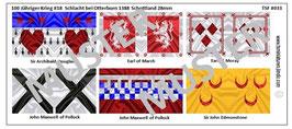 28mm Mittelalter Die Schlacht von Otterburn #03