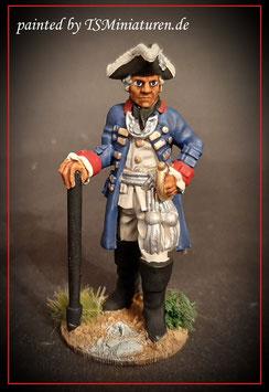 1:32 / 54mm Prussian General #01