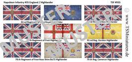1:72 Napoleonische Feldzüge #35 England Highlander