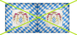 1:32 Flag Napoleon Bayern Infanterie #02
