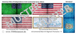 28mm AWI #18 US Continentals