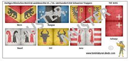 1:72 Landsknechte Schweiz #14 (gealtert)