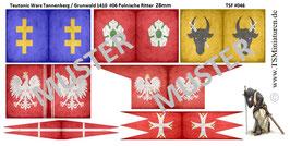 28mm Teutonia / Tannenberg #06 Polnische Ritter