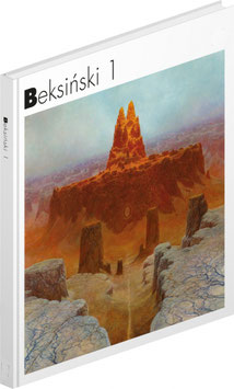 Beksinski 1 Miniature Book