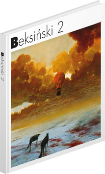 Beksinski 2 Miniature Book
