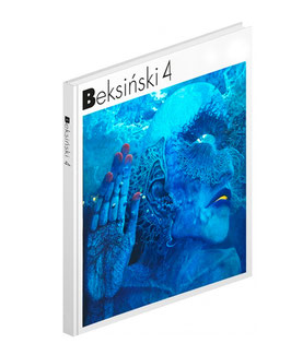 Beksinski 4 Miniature Book
