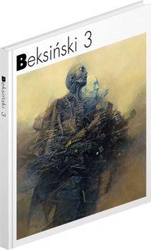Beksinski 3 Miniature Book