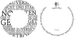 Psalm 46,2  (PD34)