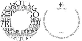 Psalm 18,3  (PD29)