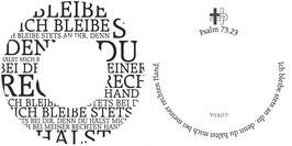Psalm 73,23  (PD36)