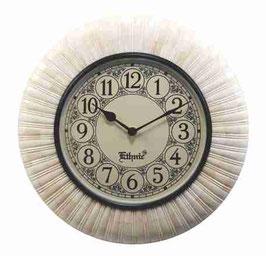 時計 掛時計 壁掛け時計 ウォールクロック ウォール クロック Ethnic clock Makerts 306018