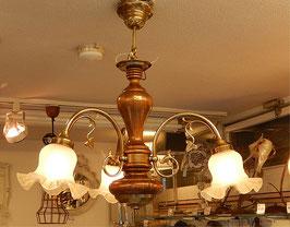 シャンデリア 照明 おしゃれ イタリア製 カパーニ 古木 ランプ 照明器具 3灯式 クラシック エレガント ゴージャス CAPANNI 701094