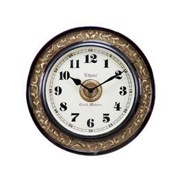 時計 壁掛け時計 掛時計 オシャレ おしゃれ ウォールクロック ウォール クロック 丸 Ethnic clock Makerts 306023