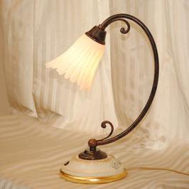 テーブルランプ LEDランプ LED照明 おしゃれ イタリア製 カパーニ 古木 ランプ 照明器具 クラシック エレガント ゴージャス CAPANNI 701117