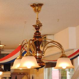 シャンデリア LEDシャンデリア LED照明 おしゃれ イタリア製 カパーニ 古木 ランプ 照明器具 3灯式 クラシック エレガント ゴージャス CAPANNI 701119