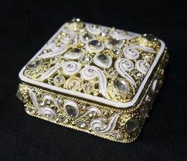 プリンセス BOX 宝石箱 インテリア 小物入れ 四角 44203BX