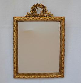 ミラー 壁掛け鏡 スタンドミラー おしゃれ 長方形 ウォールミラー 金 ゴールド 1383155 GD