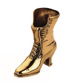 ペン立て パスタポット パスタ計量カップ レディブーツ 真鍮 イタリー製 ブーツ型 スティラーズ STILARS 388286