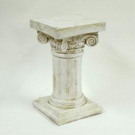 コラム コロン アンティーク コラムスタンド 花台 宮殿柱 プランター ロココ様式 花台 人造 大理石 ガーデニング シャビーシック