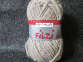 Filzwolle beige 50g Farbe: 0034