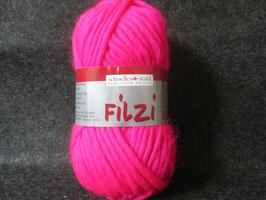 Filzwolle pink 50g Farbe: 0046