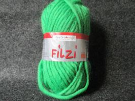 Filzwolle grün 50g Farbe: 0044