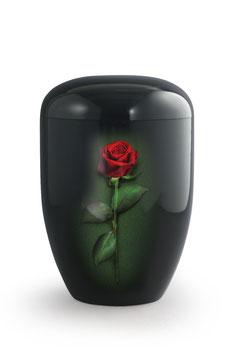 Urn natuurstof roos