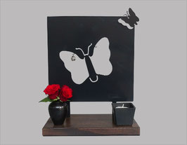 Urn staand model Vlinder