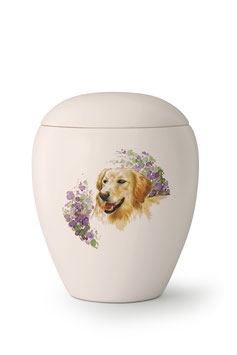 Dierenurn Golden Retriever