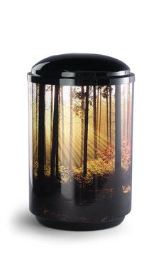 Urn Cylindrical