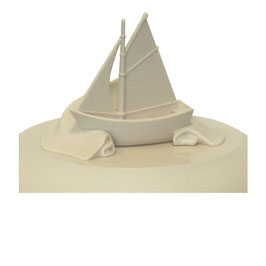 3D topping Zeilboot