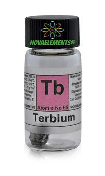 Terbium metal 1 gram 99,9%