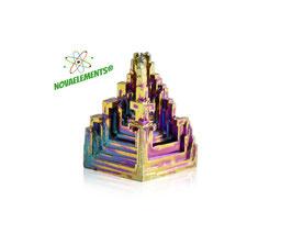 Bismuth metal crystal 99.99% various weight