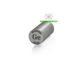 Germanium metal rod 99.999%