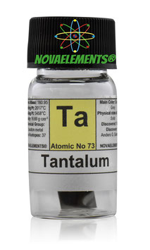 Tantalum metal 1 cm sheet 99.99%