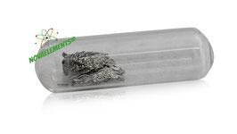 Erbium metal shiny 1 gram 99.95% argon sealed