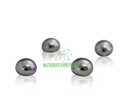 Rhenium metal 1 gram solid pellet 99.99% pure
