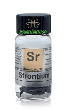 Strontium metal 99.8% 1 gram dendritic