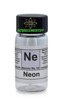 Neon gas ampoule 99,9% in vial NOT EXCITABLE