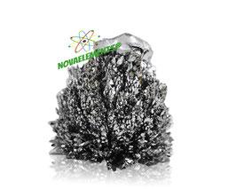 Tellurium metal crystals clusters 99.9999%