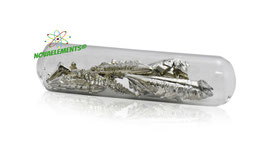 Calcium metal 3 grams 99.99% crystals in ampoule only