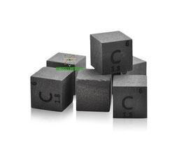 Carbon density cube 99.9%