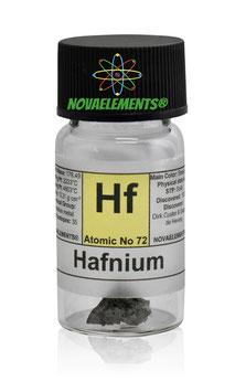 Hafnium metal grey 1 gram 99.9%