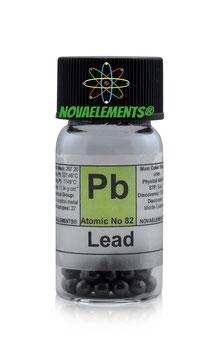 Lead metal pellets 10 grams 99,99%
