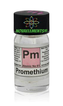 Promethium paint strip absolutely rare